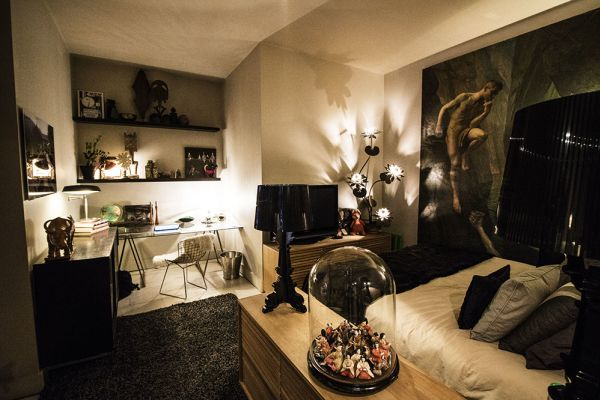 Picture of an event venue rental in Saint-Gilles, Brussels, Inside Fred's house 5433