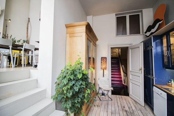 Picture of an event venue rental in Saint-Gilles, Brussels, Inside Fred's house 5463