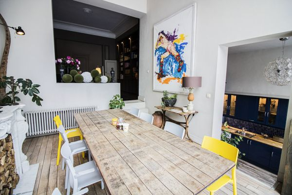 Picture of an event venue rental in Saint-Gilles, Brussels, Inside Fred's house 5465