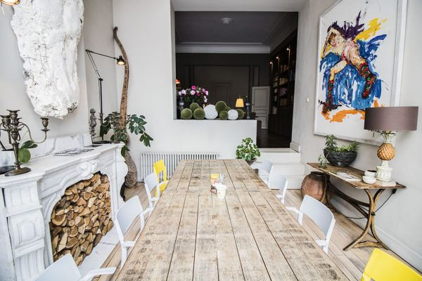 Picture of an event venue rental in Saint-Gilles, Brussels, Inside Fred's house 5466
