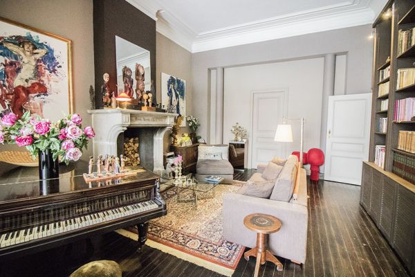 Picture of an event venue rental in Saint-Gilles, Brussels, Inside Fred's house 5468