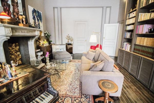 Picture of an event venue rental in Saint-Gilles, Brussels, Inside Fred's house 5471