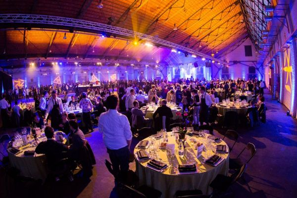 Picture of an event venue rental in
