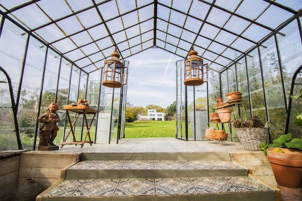 Picture of an event venue rental in Overijse, Flemish Brabant, Inside Donatienne's greenhouse 3775